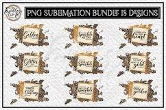 Motivational Quote Sublimation Bundle | 18 Leopard Designs Product Image 2