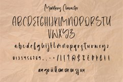 Monetary - Handwritten Script Font Product Image 5
