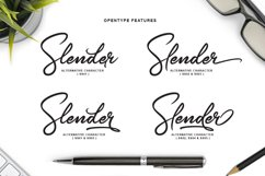Slender Signature Font Product Image 4