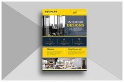 Interior Design Flyer Product Image 3