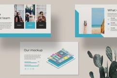 Aqua Business Keynote Product Image 7