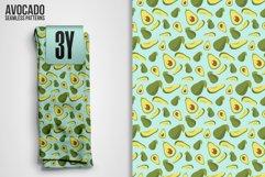 Avocado Seamless Patterns Product Image 4