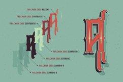 Falchion Edge font Product Image 4