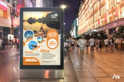 Travel Agency Poster Template Product Image 3