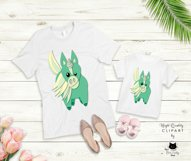 Rainbow Unicorn Clipart | Unicorn SVG Bundle Product Image 4