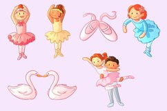 Ballet Dancers Clip Art Collection Product Image 2