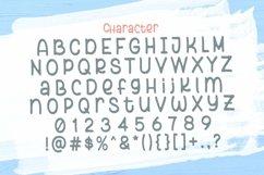 Web Font Dambora Product Image 2