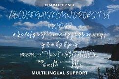 Web Font Aerofoils Signature - Elegant Signature Font Product Image 4