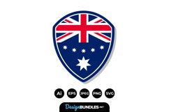 Australian Badges Product Image 1