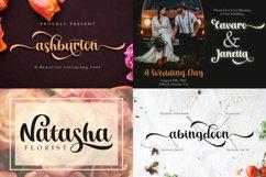Best Seller Calligraphy Font Bundle Product Image 2