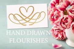 Hand Drawn Flourishes Product Image 1