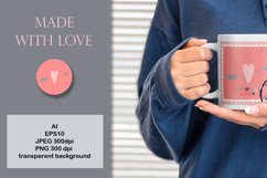 Postage stamps romantic for Valentine's Day BIG Product Image 8