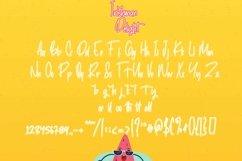 Web Font IrishmanDelight - Cute Fonts Product Image 4