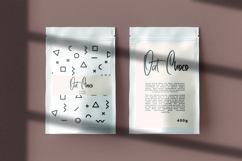 Horizontal - Signature Script Font Product Image 4