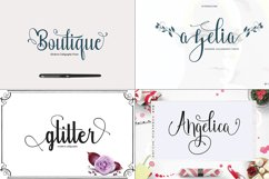 20 Incredible Handwritten Fonts Product Image 4