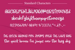 Spring Beets Font Product Image 3