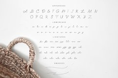 Lafamaria Script Font Product Image 2