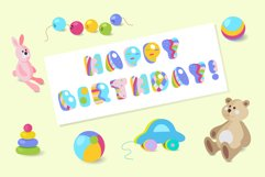 Circus, display uppercase typeface Product Image 5