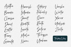 Tuesday Vibes - Handwritten Font Product Image 4