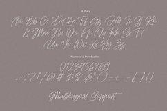 Abu Dhabi - Handwritten Signature Font Product Image 2