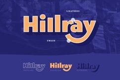 Hillray - Stylish Bold Sans Product Image 3