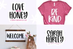 Spring Font Bundle - Fonts for Crafters Product Image 3