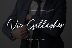 Vic Gallagher Product Image 1