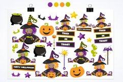 Trick or Treat graphics and illustrations Product Image 2