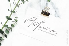 Black Angel - a Natural Signature Script Product Image 16