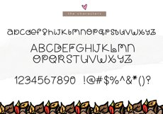Fall Breeze - A Fun Handwritten Font Product Image 6