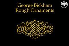 George Bickham Ornaments PACK Product Image 1