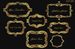 Vintage frames and decorations Product Image 4