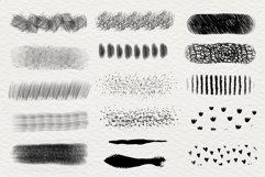 Patterns & textures brushes Procreate Product Image 6