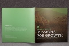 Missions for Growth Church Brochure Product Image 2