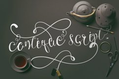 Cantique Script Calligraphy Product Image 1