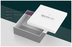 Square Box Mockup Product Image 6