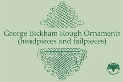 George Bickham Ornaments PACK Product Image 3