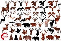 Lumberjack clipart, graphic, illustration, AMB-2315 Product Image 5