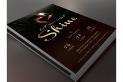 Shine Church Flyer Poster Photoshop Template Product Image 2
