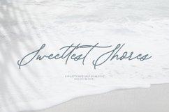 Sweetshore Casual Script Font Product Image 5
