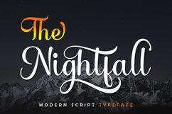 The Nightfall Product Image 1