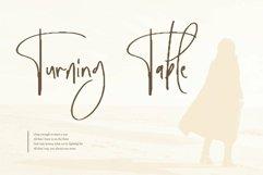 Web Font Aslent - Handwritten Font Product Image 2