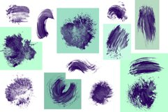 95 Watercolor brushes for PS Product Image 7