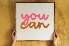 Peach Market - A Handwritten Script Font Product Image 5