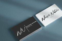 Web Font Quartal - Brush Signature Font Product Image 5