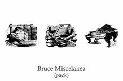 Bruce Miscelania (pack) Product Image 3