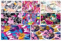 Abstract hand drawn pattern mega set Product Image 3