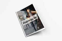 Multipurpose Bifold Brochure Template | Portfolio Brochure Product Image 3