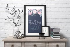 Chic Watercolor Floral Collection Product Image 13