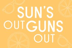 Fresh Squeezed Font Duo Product Image 3